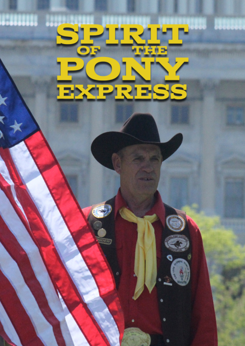 The Spirt Of The Pony Express