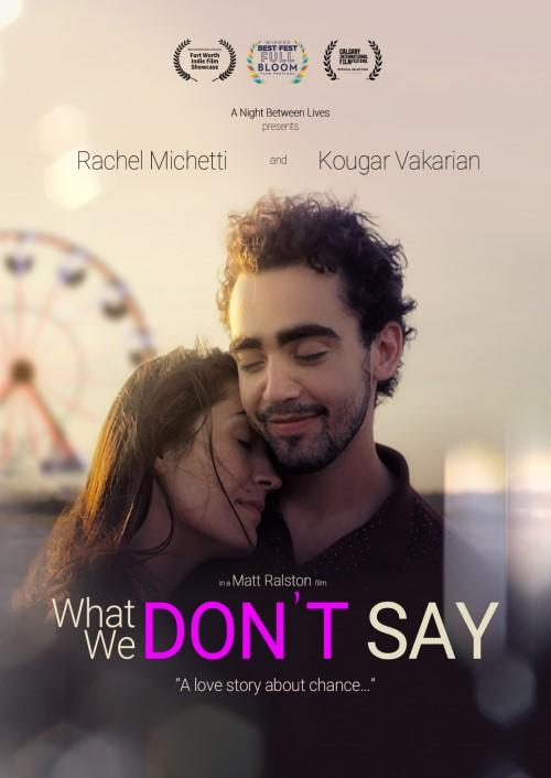What We Don't Say