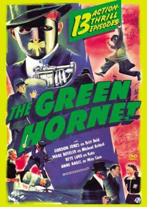 The Tunnel of Terror - The Green Hornet S1 E1