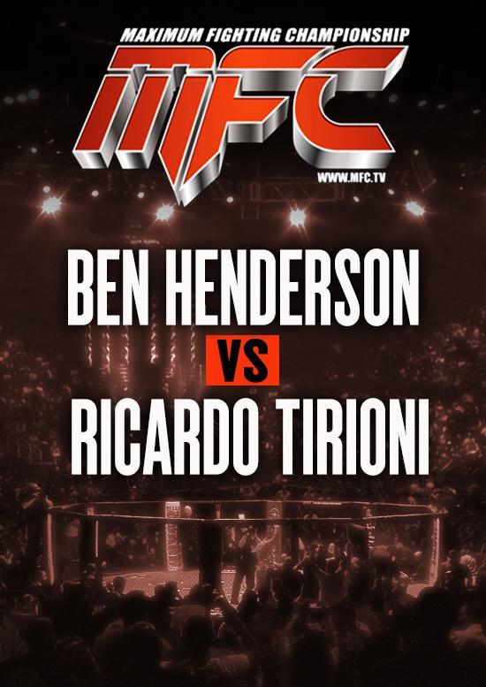 Ben Henderson vs. Ricardo Tirloni