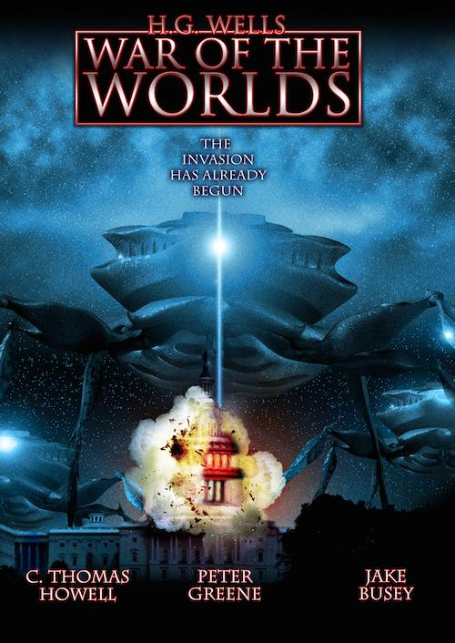 H.G. Wells's War Of The Worlds