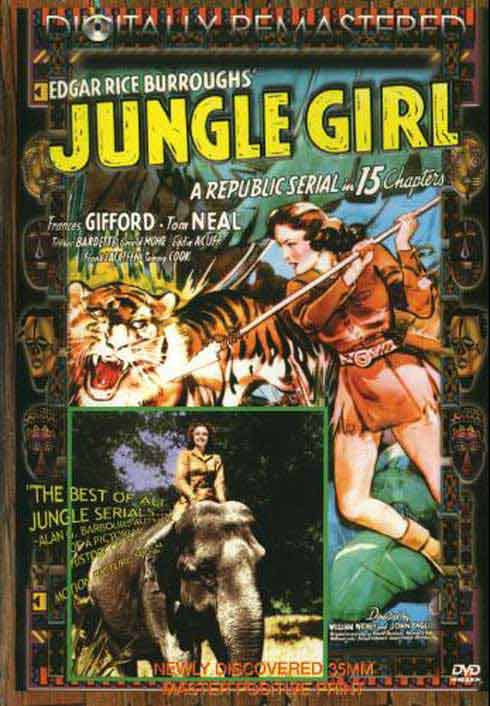 Jungle Girl S1 E8