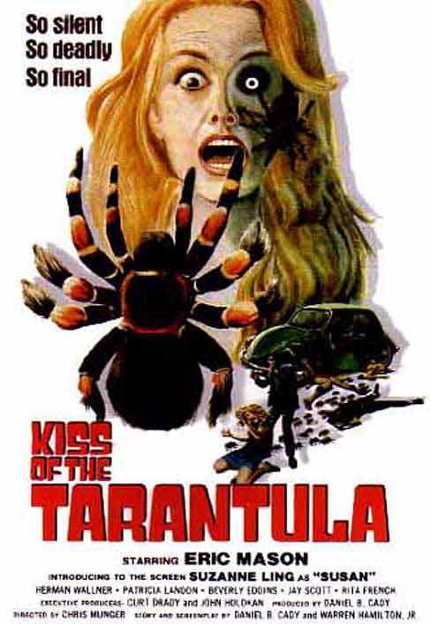 Kiss of Tarantuala