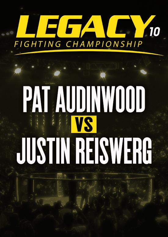 Pat Audinwood vs. Justin Reiswerg