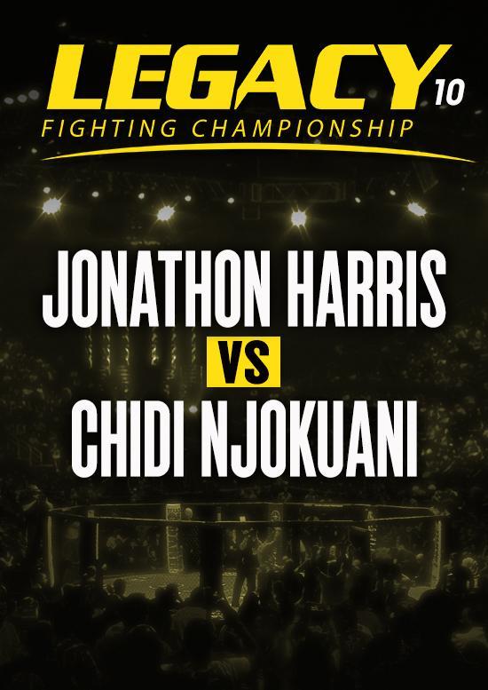 Chidi Njokuani vs. Jonathan Harris