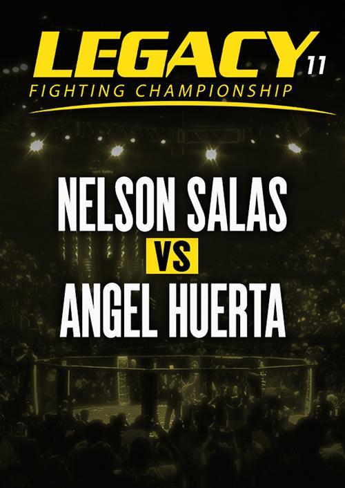 Nelson Salas vs. Angel Huerta
