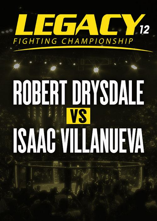 Robert Drysdale vs. Isaac Villanueva