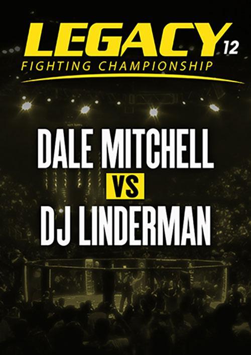 Dale Mitchell vs. DJ Linderman