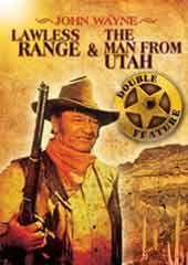 Lawless Range/The Man From Utah - Double Feature