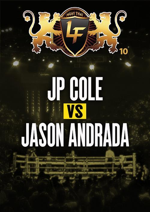 JP Cole vs. Jason Andrada