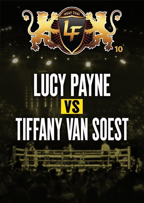 Lucy Payne vs. Tiffany Van Soest