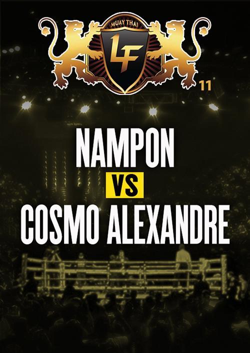 Nampon vs. Cosmo Alexandre