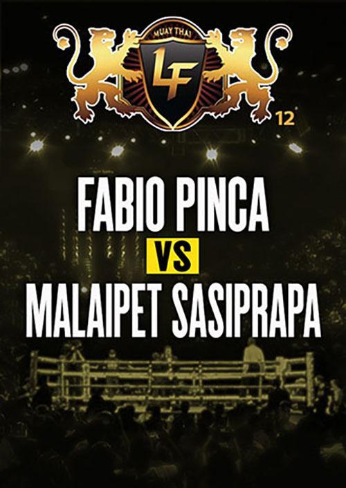 Fabio Pinca vs. Malaipet Sasiprapa