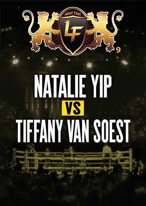 Natalie Yip vs. Tiffany Van Soest