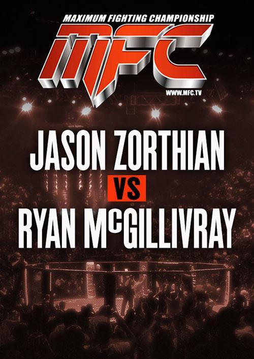 Jason Zorthian vs. Ryan McGillivray