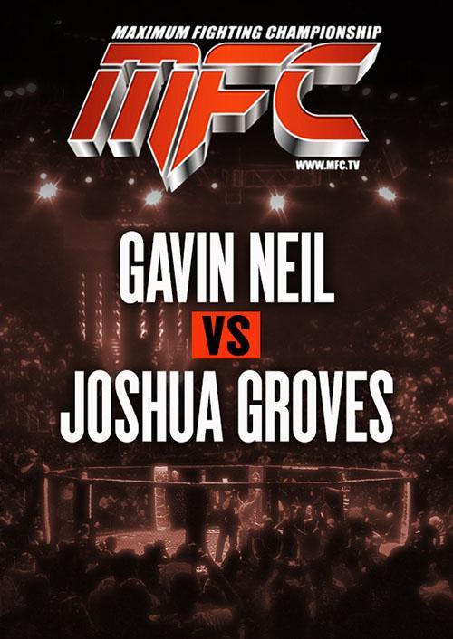 Gavin Neil vs. Joshua Groves