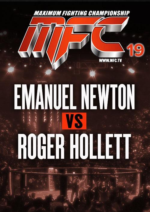 Emanuel Newton vs. Roger Hollett