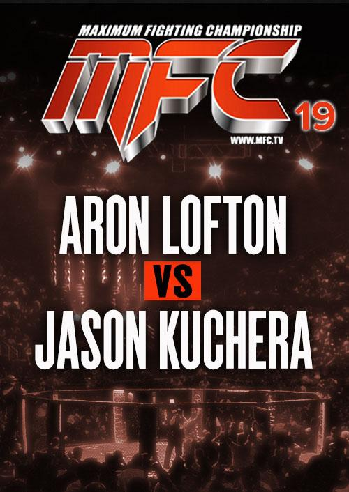 Aron Lofton vs. Jason Kuchera II