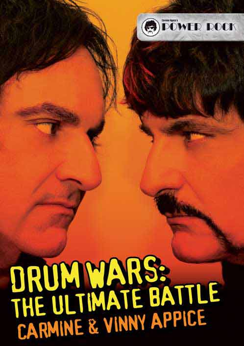 Carmine And Vinny Appice - Drum Wars: The Ultimate Battle