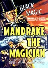 Trap of the Wasp - Mandrake the Magician S1 E2