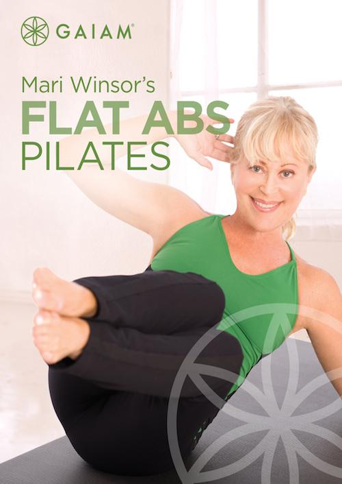 Mari Winsor Flat Abs Pilates
