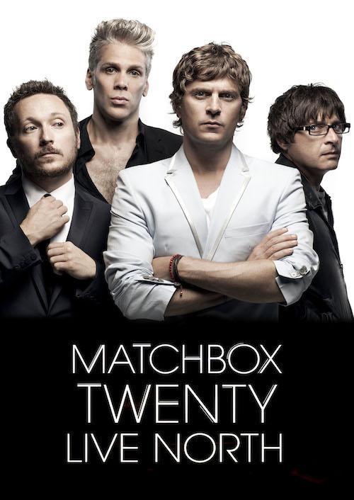 Matchbox Twenty Live North