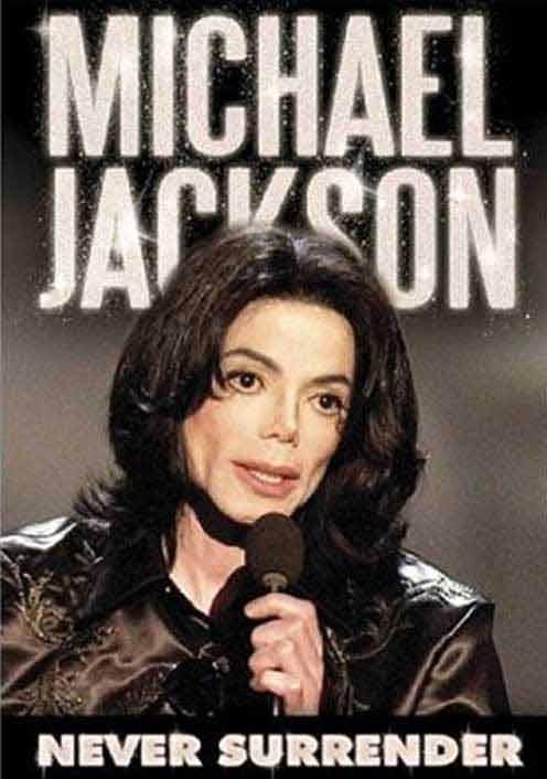 Michael Jackson - Never Surrender