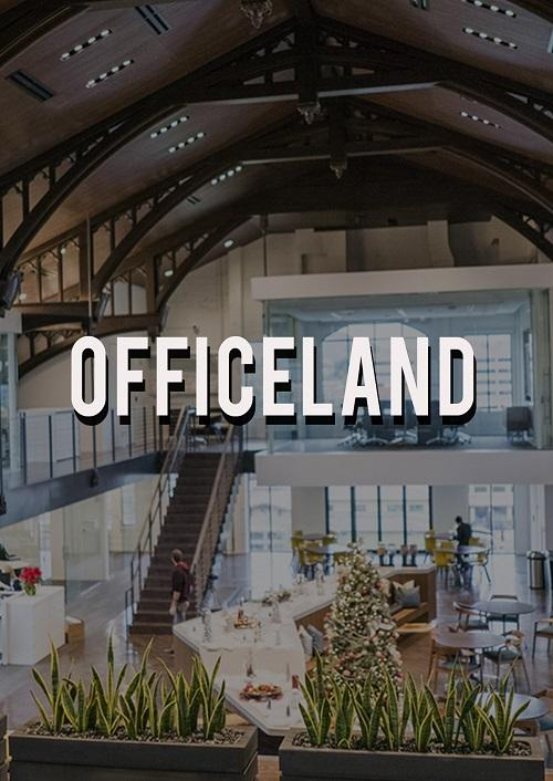 Officeland - Aaron Sims Creative