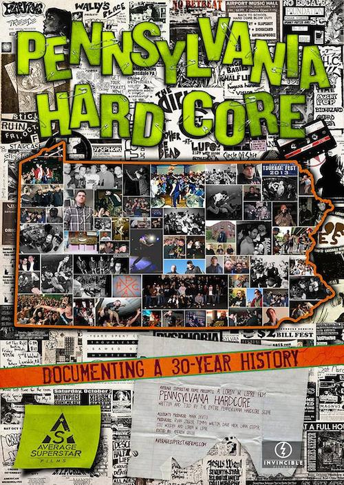 Pennsylvania Hardcore - Documenting a 30 Year History