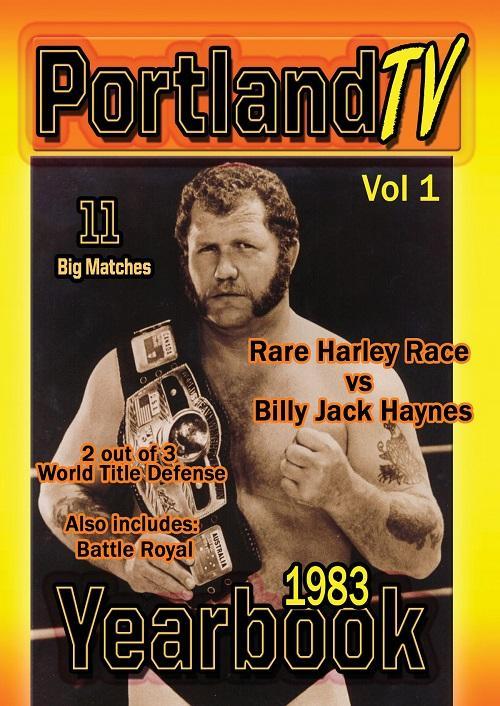 1983 Portland TV Yearbook Vol. 1