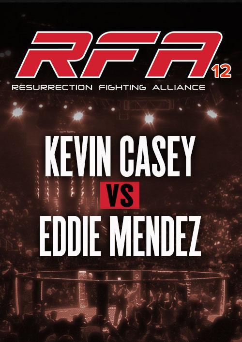 Kevin Casey vs. Eddie Mendez