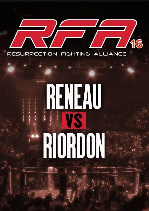 Marion Reneau vs. Maureen Riordon