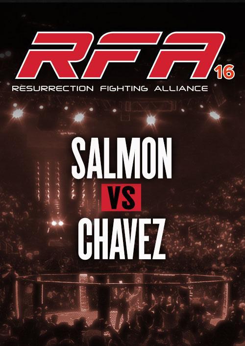Boston Salmon vs. Zac Chavez