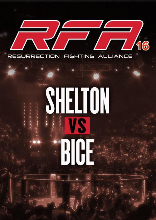 Eric Shelton vs. Sid Bice