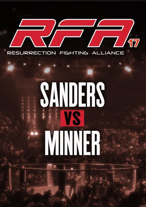 Luke Sanders vs. Darrick Minner