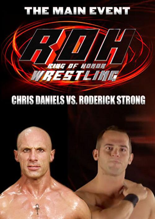 Christopher Daniels vs. Roderick Strong