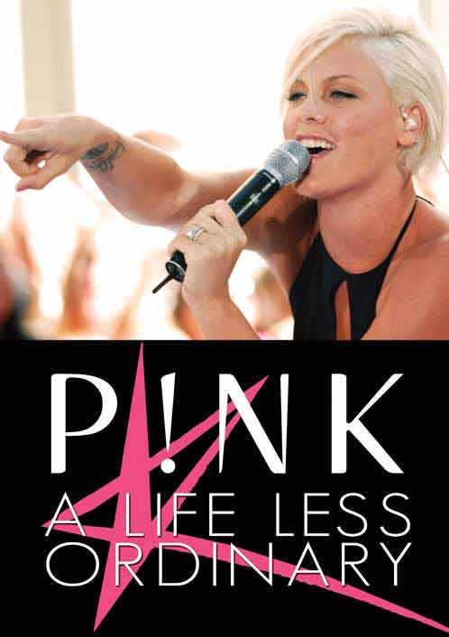 Pink - A Life Less Ordinary Unauthorized