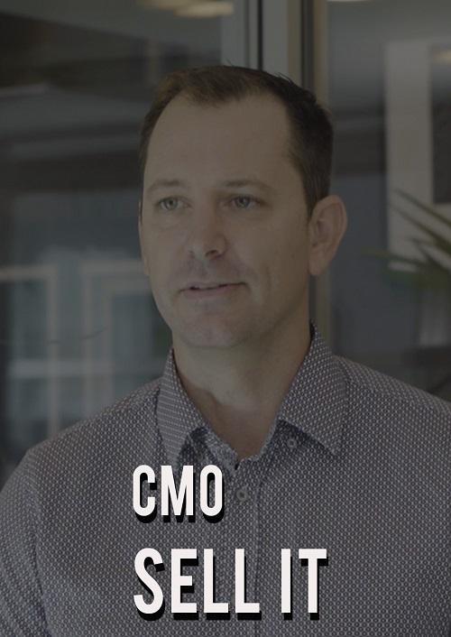CMO Sell It  -  Jack McAlpin