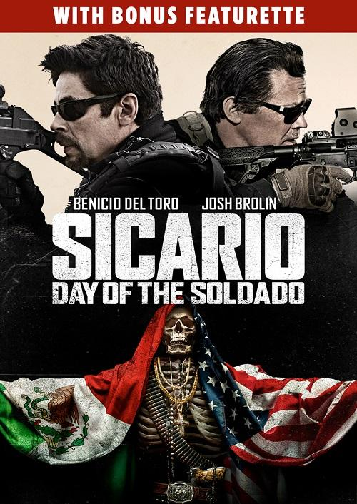 Sicario: Day of the Soldado with Bonus Featurette