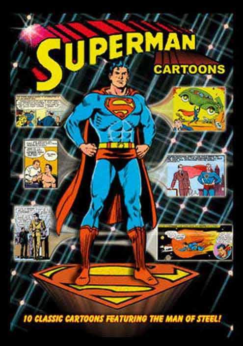 Superman Cartoons