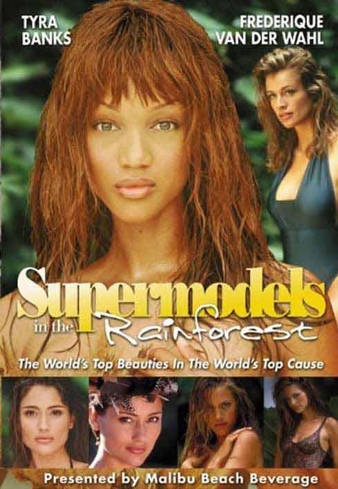 Tyra Banks: Supermodels
