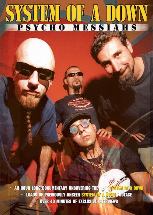 System of a Down - Psycho Messiahs