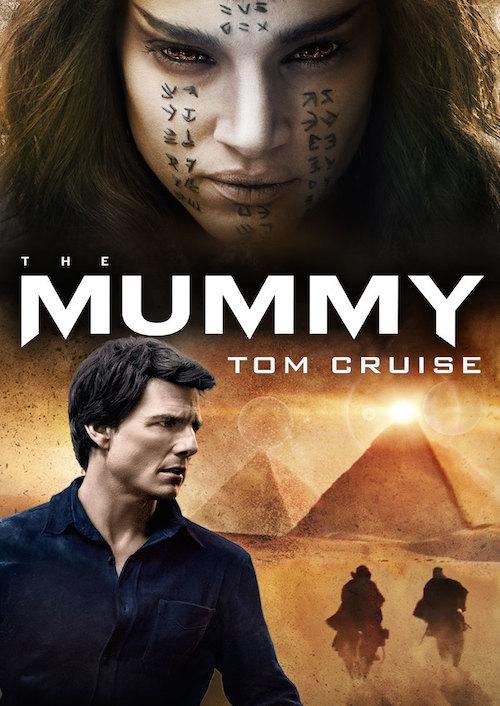 The Mummy - 2017
