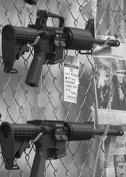 A Look Back: American Guns, Mexican Crime