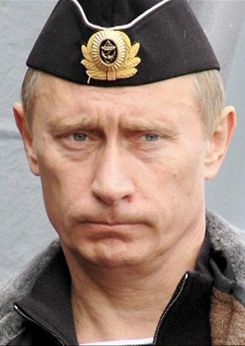 A Look Back: Vladimir Putin