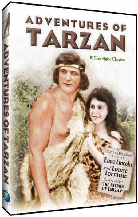 Adventures of Tarzan Chapter 1