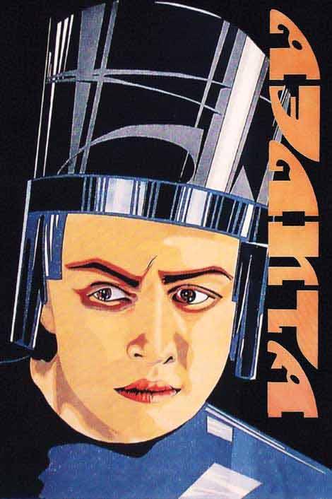 Aelita: The Queen of Mars