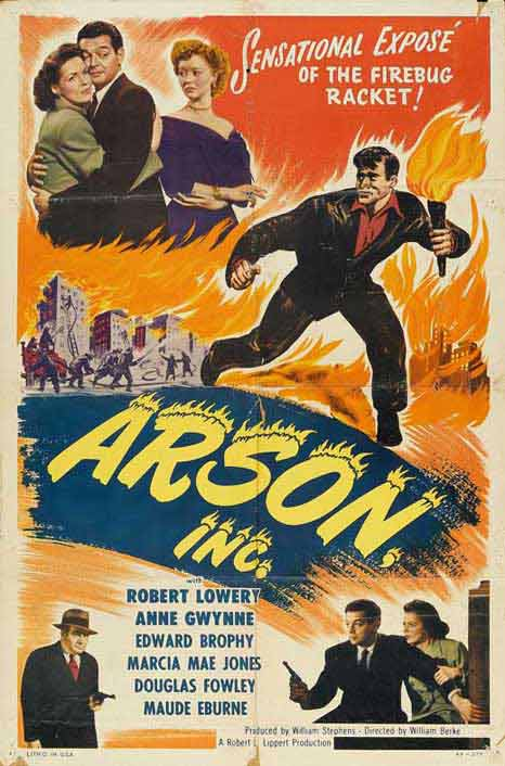Arson, Inc