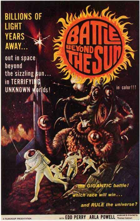 Battle Beyond the Sun