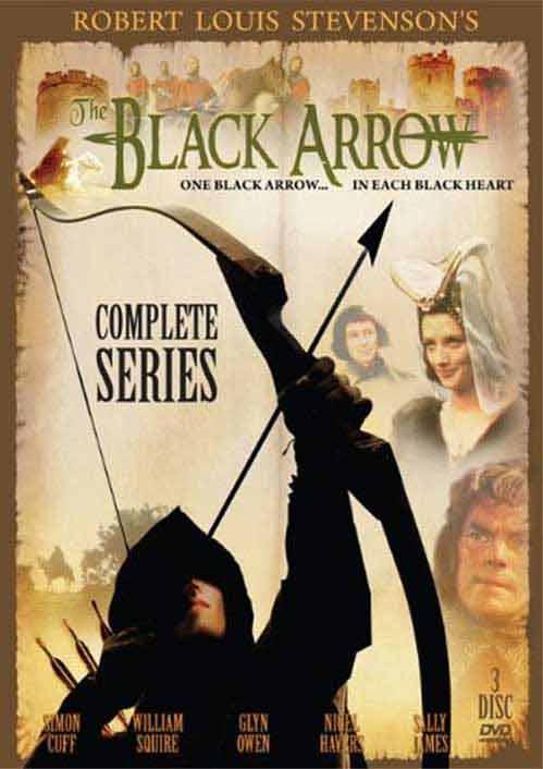 Black Arrow S1 E10